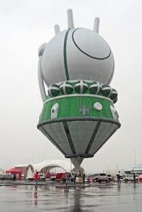 Vostok hot air Ballon