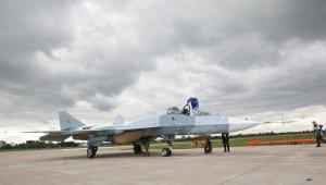 Caza ruso T-50