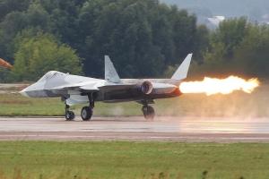 T-50 fire