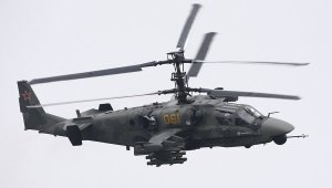 Kamov Ka-52 'Alligator'