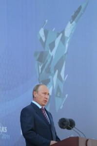 Putin press