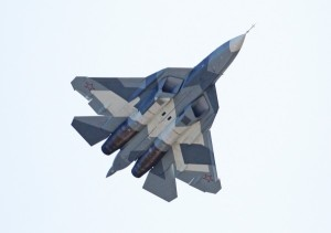 T-50 MAKS 2011