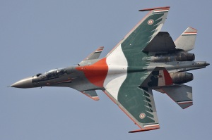 Su-30MKI Multi-Role Fighter Jet