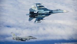 Caza ruso vs. caza de la OTAN