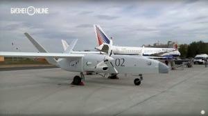 El dron ruso de la clase pesada Altair