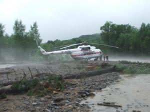 Mi-8 (Foto de archivo)
