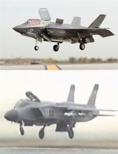 F-35 vs Yak-141