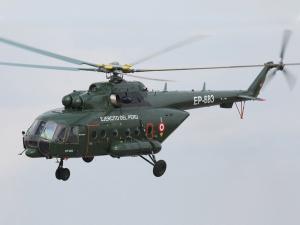 Mi-171Sh Ejército del Perú