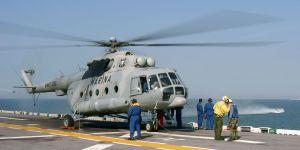 Mi-17 de la Armada de México