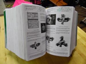 Los Motores Aeroespaciales, A-Z, en su versión papel