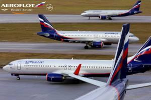 Aeroflot cuenta con una moderna flota