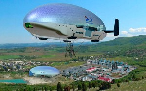 Dirigible Atlant