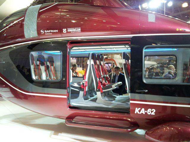 Interior del Ka-62