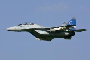 Mikoyan-Gurevich MiG-35D biplaza