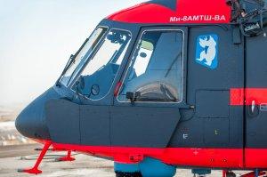 Cabina del Mi-8AMTSh-VA