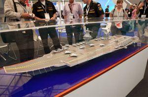 Modelo del proyecto 23000E Shtorm