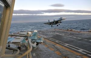 Rusia celebra el Día de la Aviación Naval
