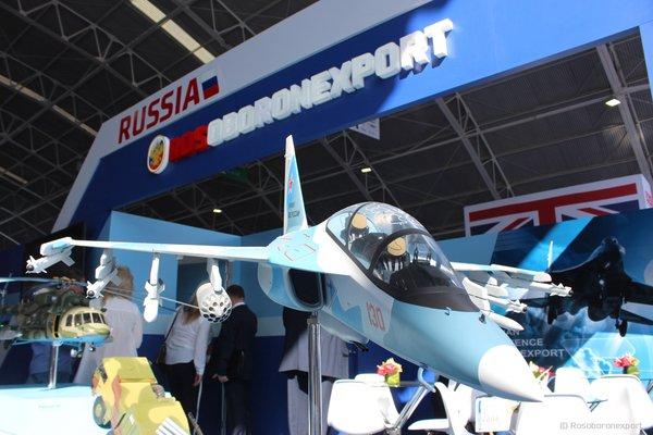 Rosoboronexport arroja unas cifras de ventas excelentes