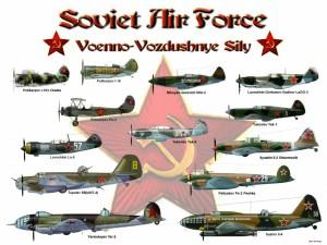 Descifra la designación de los aviones soviéticos