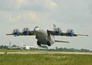 Antonov busca nuevos mercados