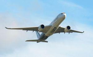 А350 alza el vuelo