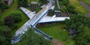 El Tu-134 de Cottbus
