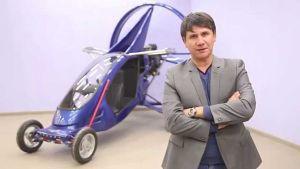 El ingeniero Alexandr Begak