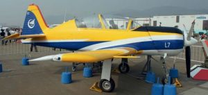 Hongdu Yakovlev CJ-7, la versión china del Yak-152