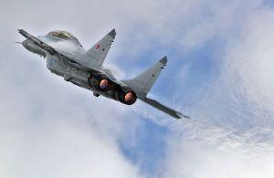 MiG-35 en acción