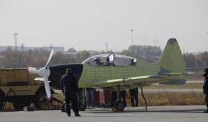 Prototipo del Yak-152 numero de serie 0001, el 29 de septiembre de 2016