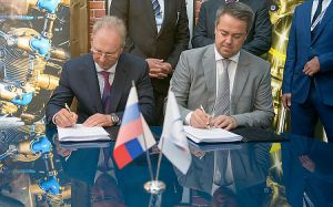 Red Wings ha firmado un contrato en firme con IFC para el suministro de 16 aviones MS-21-300