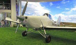T-500 una creación nueva, presentada en MAKS 2017