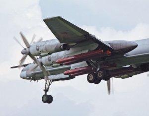 Tu-95MS armado con los X-101