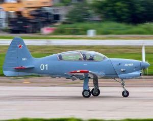 Yak-152, en nuevo entrenador