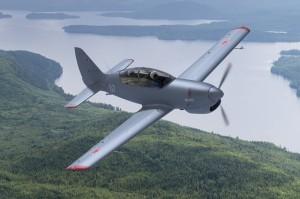 Yak-152, el nuevo entrenador de la Fuerza Aérea