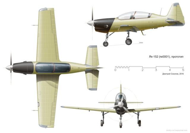 Yak-152